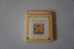 Hardcover Gemini Book by Little Birth Sign Library in Bolingbrook, Illinois
