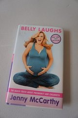 Hardcover Belly Laughs by Jenny McCarthy in Joliet, Illinois