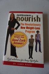 Hardcover Nutrisystem Nourish in Bolingbrook, Illinois