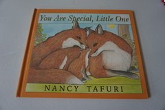 Hardcover-You Are Special, Little One by Nancy Tafuri in Aurora, Illinois