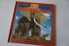Hardcover-Tembo Takes Charge (Animal Planet) in Aurora, Illinois