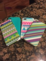 Four Phone cases for Iphone 5 in Kingwood, Texas