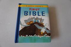 A Little Child's First Bible in Joliet, Illinois