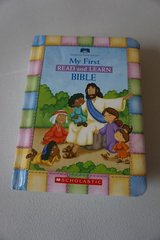 My First Read and Learn Bible in Joliet, Illinois