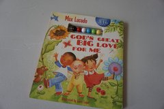 God's Great Big Love for Me Board Book in Joliet, Illinois