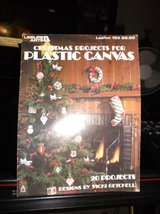 Plastic Canvas Christmas Ornaments leaflet in Perry, Georgia