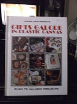 Gifts Galore in Plastic Canvas book{hard cover} in Perry, Georgia