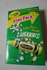 Crayola Green Play Pack with Stickers and Stencils in Chicago, Illinois