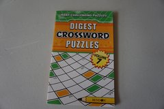 Digest Crossword Puzzles in Bolingbrook, Illinois