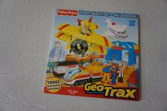 Fisher-Price Geo Trax DVD with 3 Episodes in Oswego, Illinois