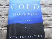 cold mountain by charles frazier in Naperville, Illinois