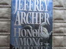 honor among thieves by jeffery archer in Naperville, Illinois
