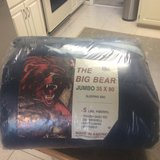 Jumbo sleeping bag in Columbus, Georgia
