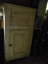 Shabby Chic Primitive Americana Cupboard Jelly Cabinet in Camp Lejeune, North Carolina