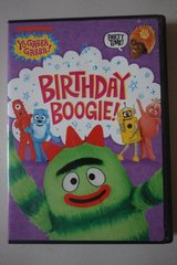 Nickelodeon Yo Gabba Gabba Birthday Boogie DVD Movie in Plainfield, Illinois