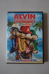 Alvin and the Chipmunks Chipwrecked DVD Movie in Oswego, Illinois
