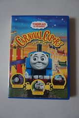 Thomas and Friends Carnival Capers DVD Movie in Oswego, Illinois