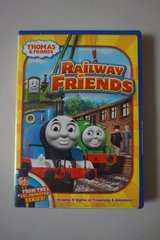 Thomas and Friends Railway Friends DVD Movie in Plainfield, Illinois