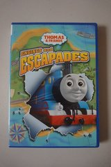 Thomas and Friends Engines and Escapades DVD Movie in Lockport, Illinois