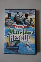 Thomas and Friends Misty Island Rescue DVD Movie in Lockport, Illinois
