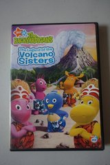 Nick Jr. The Backyardigans The Legend of the Volcano Sisters DVD Movie in Plainfield, Illinois