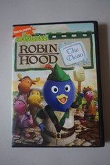 Nick Jr. The Backyardigans Robin Hood the Clean DVD Movie in Lockport, Illinois