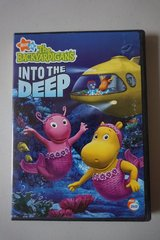 Nick Jr. The Backyardigans Into the Deep DVD Movie in Plainfield, Illinois