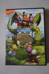 Nick Jr. The Backyardigans Tale of the Mighty Knights DVD Movie in Lockport, Illinois