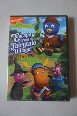 Nick Jr. The Backyardigans Escape from Fairytale Village DVD Movie in Plainfield, Illinois