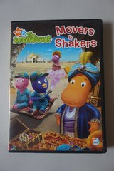 Nick Jr. The Backyardigans Movers and Shakers DVD Movie in Plainfield, Illinois
