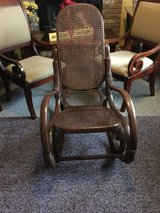 Rduced...Antique rocking chair reconditioned in Elizabethtown, Kentucky