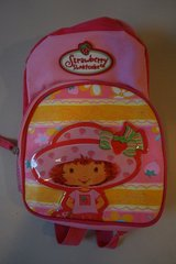 Strawberry Shortcake Backpack in Chicago, Illinois
