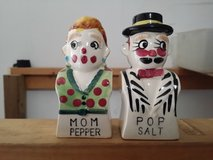Mom & Pop salt and pepper shakers in Naperville, Illinois