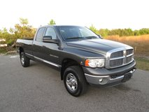 2003 Dodge Ram 2500 SLT/Laramie Quad Cab in Camp Lejeune, North Carolina