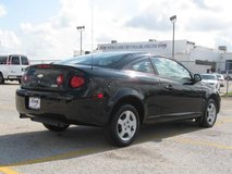 06 Chevy Cobalt Black has body damage but not too bad motor runs great. in Fort Campbell, Kentucky