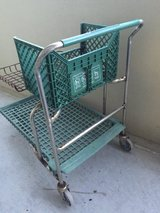 REHRIG shopping cart in Okinawa, Japan