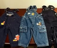 2T Set of 3 Overalls in Naperville, Illinois