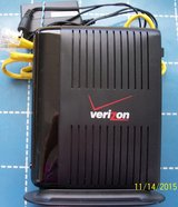 Modem/Router from Verizon in Yucca Valley, California