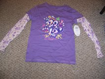 2012 Walt Disney World Long Sleeve Character T-Shirt in Palatine, Illinois