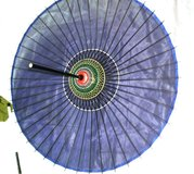 Japan silk Umbrella (hand made) in Okinawa, Japan