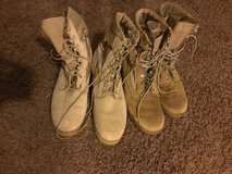 ACU's W/ Boots in Fort Rucker, Alabama