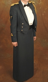 Army Female Officer Dress Mess Uniform for Sale in Fort Rucker, Alabama