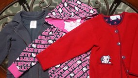 4-6 kids sizes Jackets 3 pieces in Fort Campbell, Kentucky