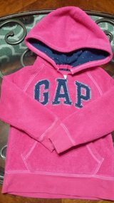 Gap Girl Hood Jacket 4-5 size in Fort Campbell, Kentucky