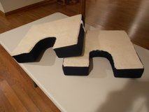 Just Reduced - Coccyx Protection Wheel Chair or Chair Cushions in Chicago, Illinois