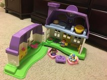Fisher Price Little People House in Clarksville, Tennessee
