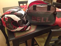 BELL Motorcycle Helmet, Tote and Cloth bag in Warner Robins, Georgia