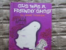 gus the friendly ghost in Aurora, Illinois