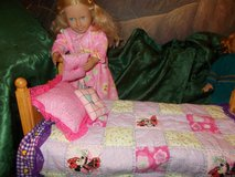 "18"" Doll 6pc. Doll Bedding Set! in Colorado Springs, Colorado"