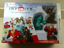 Disney Infinity starter pack 3DS in Okinawa, Japan